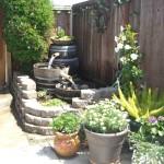 Backyard Water Feature DIY