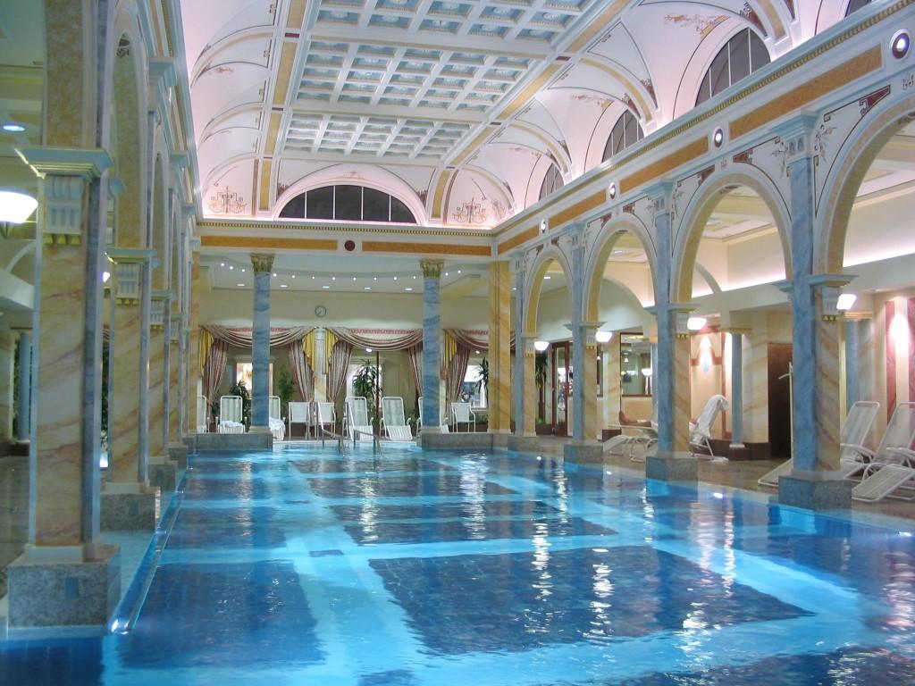 Best Indoor Swimming Pool