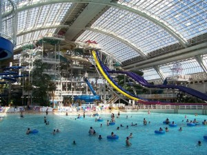 Biggest Indoor Swimming Pool