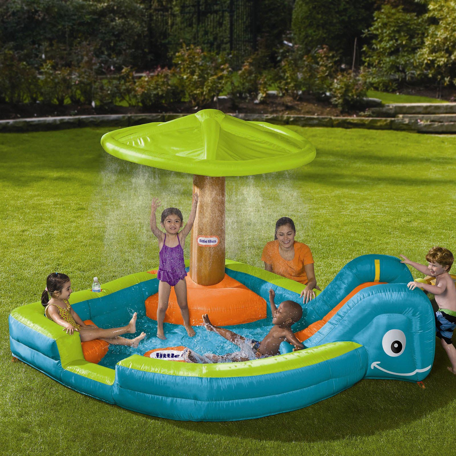 Cheap portable swimming pools backyard design ideas for Kids swimming pool