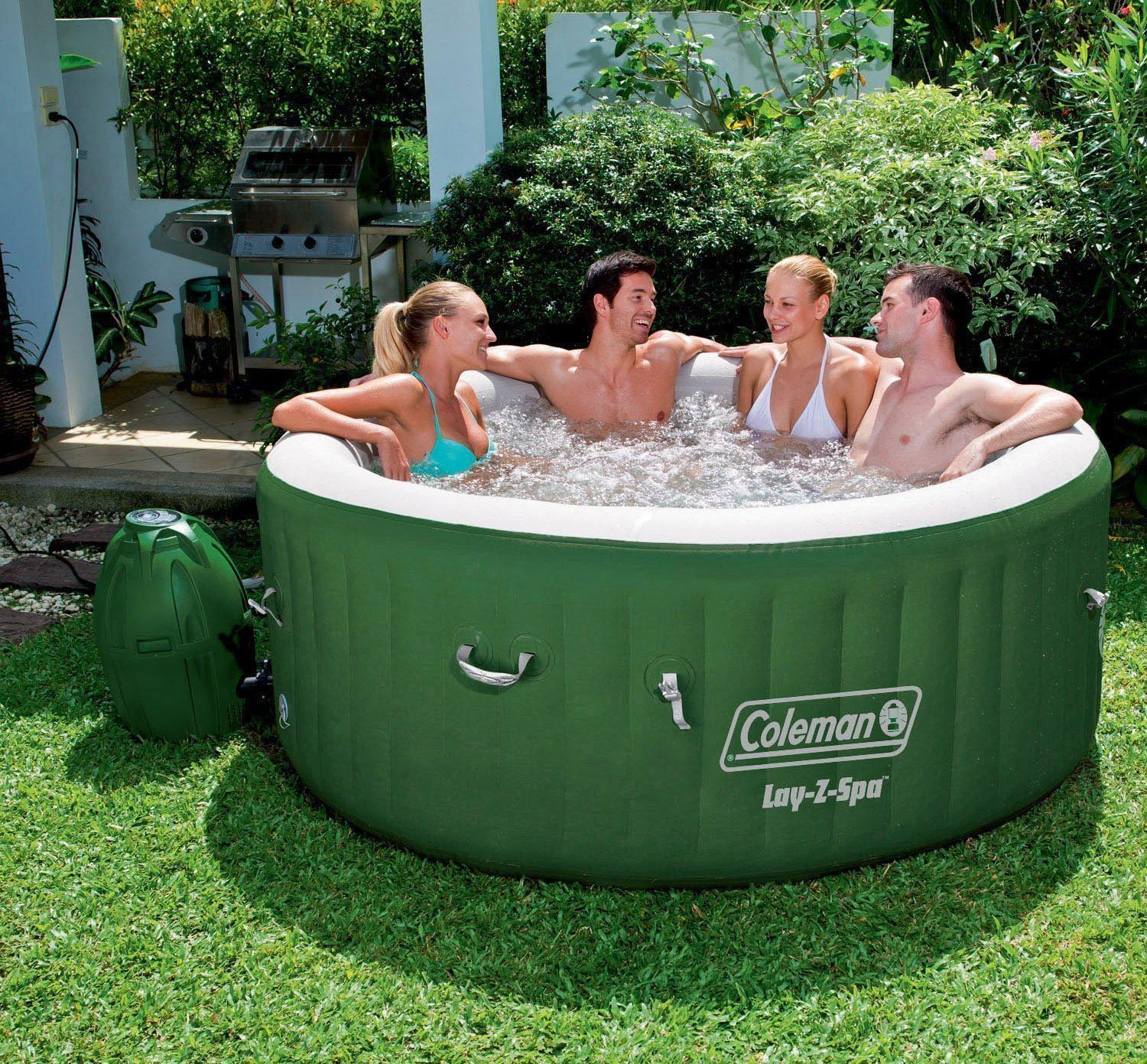 How to Choose and Maintain an Outdoor Hot Tub | Backyard Design Ideas