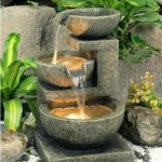 DIY Patio Water Feature