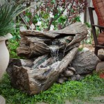 DIY Solar Water Feature