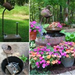 Easy DIY Water Feature
