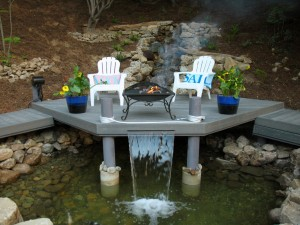 Fire and Water Feature DIY
