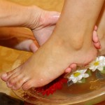 Foot Spa at Home