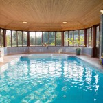 Indoor Swimming Pool House