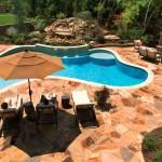 Inground Pool Deck Ideas