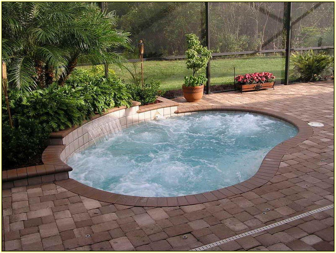 Inground Pool For Small Yards | Backyard Design Ideas