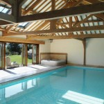 Luxury Cabins with Indoor Pools