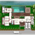 Luxury Mansion Floor Plans with Indoor Pools