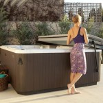 Outdoor Hot Tub Covers