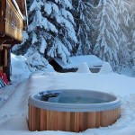 Outdoor Hot Tub Maintenance