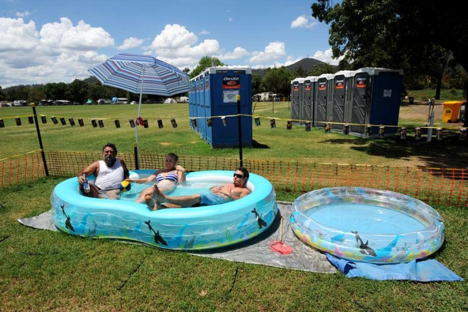 portable swimming pools australia backyard design ideas