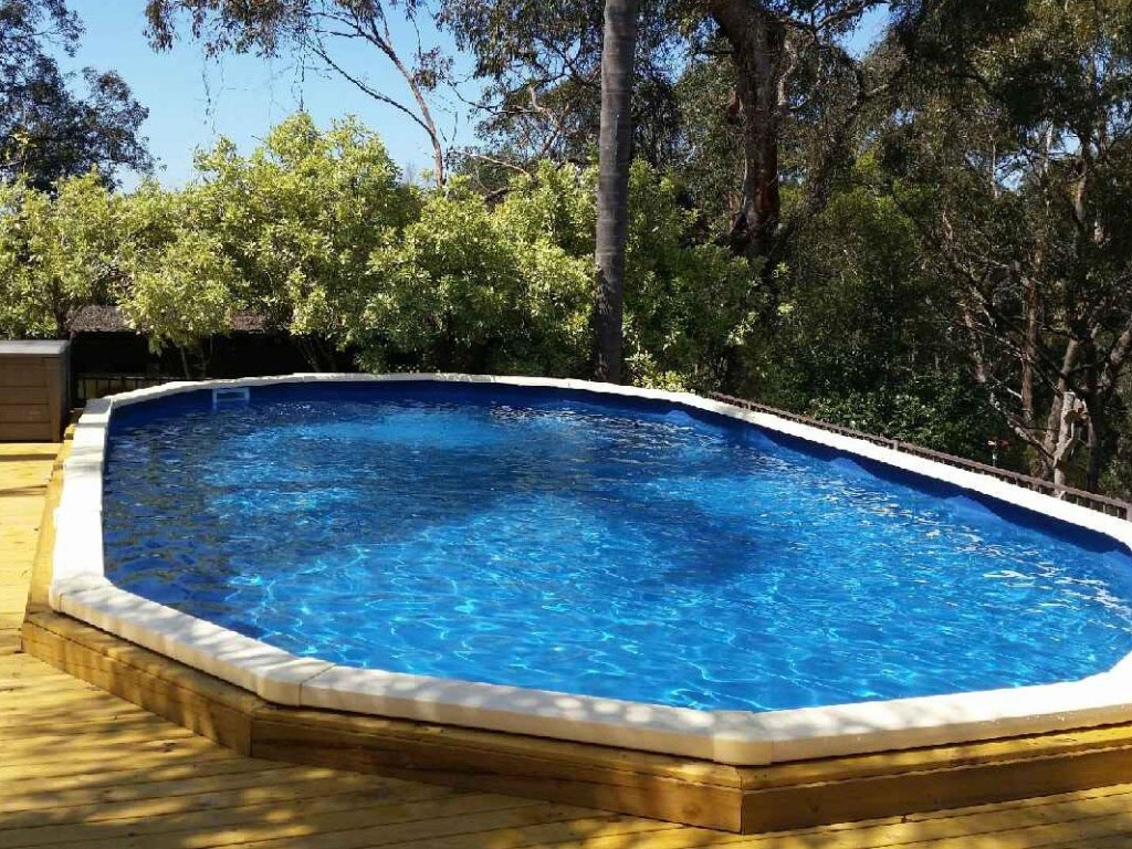 Semi Inground Pool Reviews