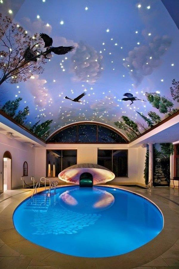 Small Indoor Pool Ideas Backyard Design Ideas