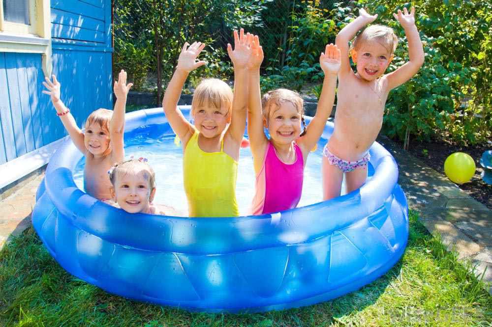 Small Pool for Kids