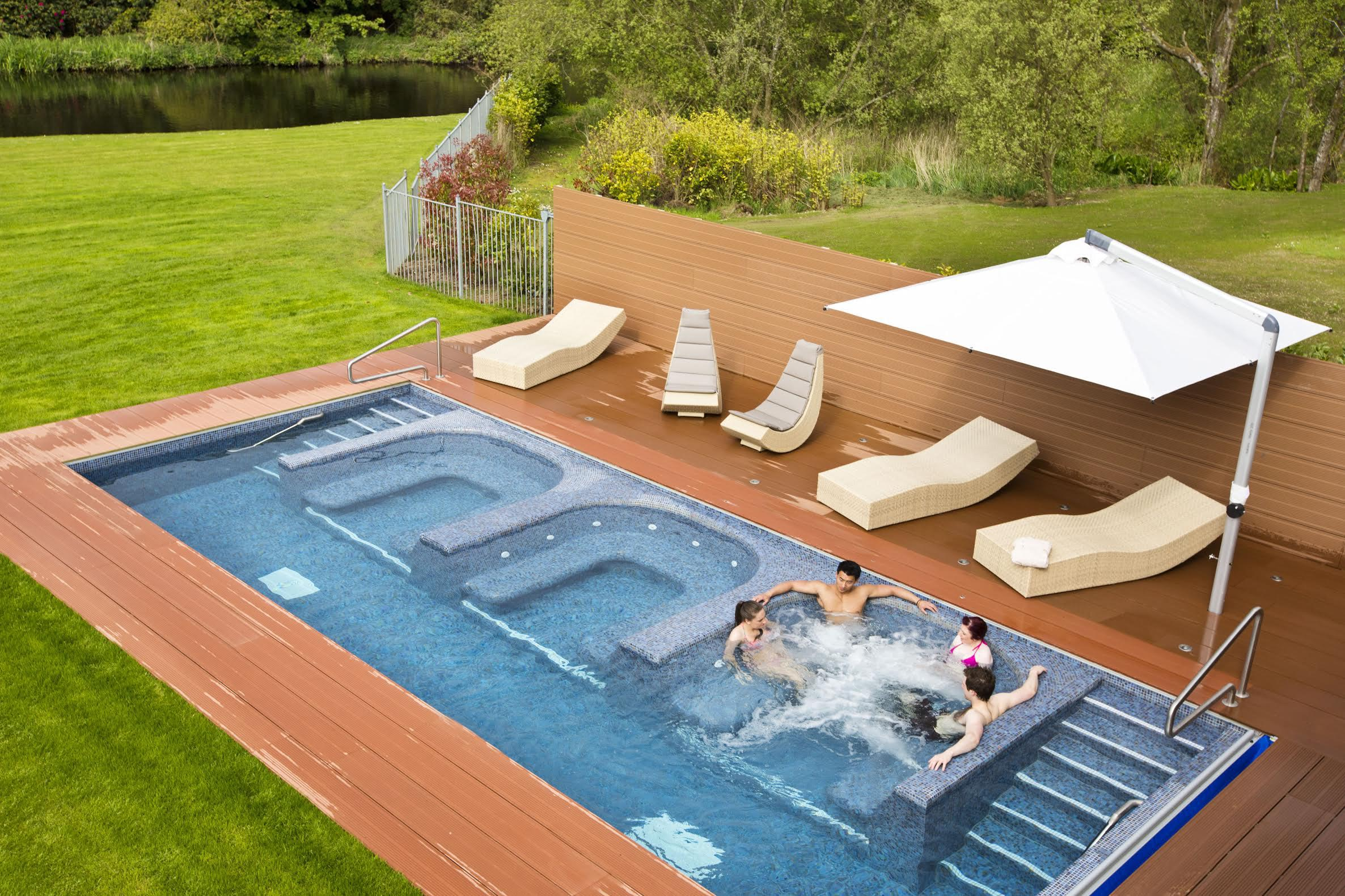 Spa Outdoor Hot Tub