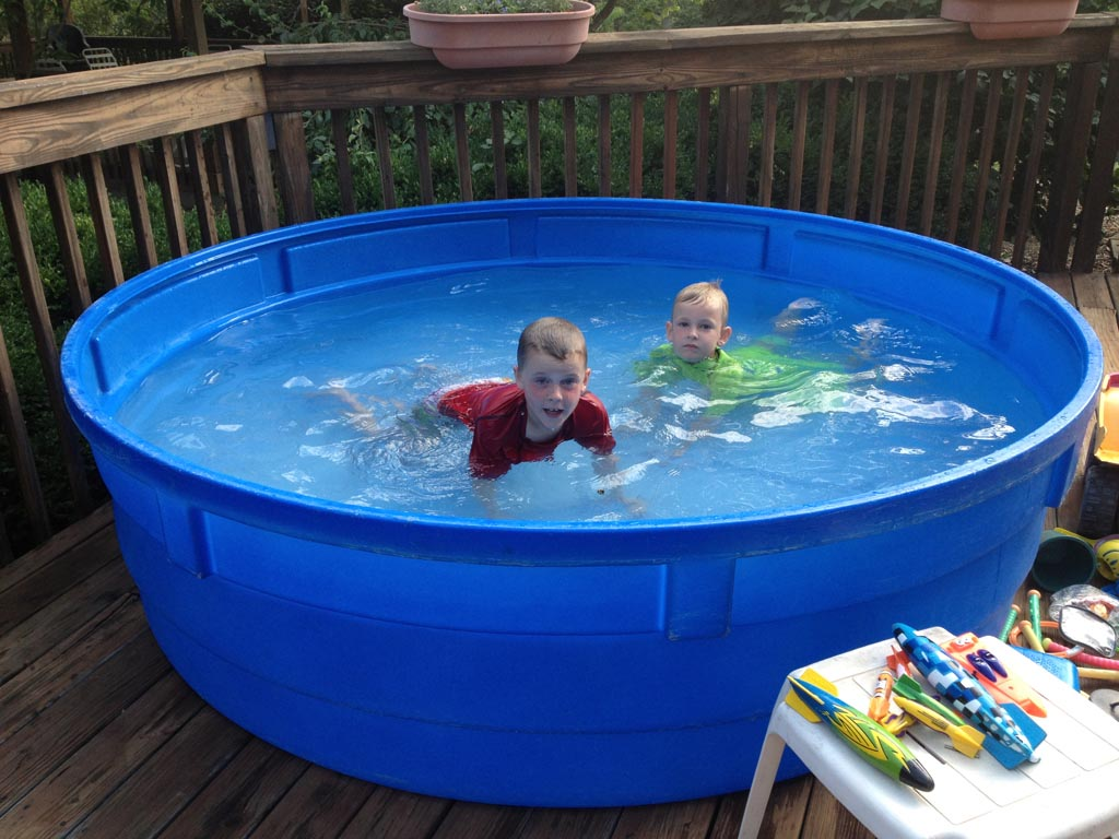Wading Pool for Kids