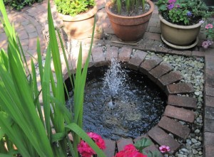 Water Feature for Small Backyard