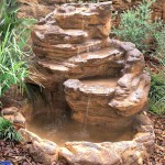 Waterfall for Garden Pond