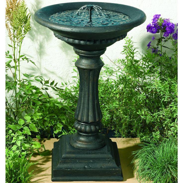 Backyard Bubbler Water Fountain