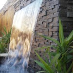 Backyard Wall Water Fountains