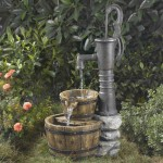 Backyard Water Fountain Kits