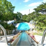 Big Water Slides for Home Pools