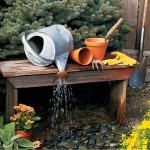 Do It Yourself Backyard Water Fountains