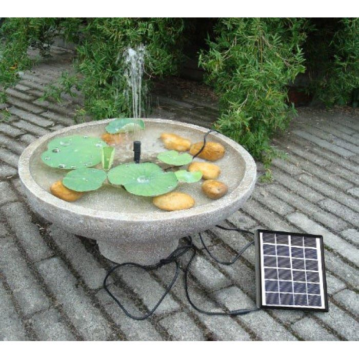 Fountain for Garden Pond