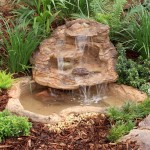 Fountain for Small Garden Pond