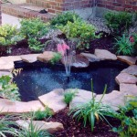 Fountains for Garden Ponds