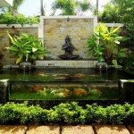 Garden Ponds and Fountains Ideas