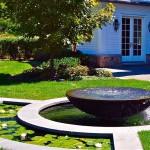 Landscape Design Water Fountains