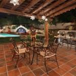 Luxury Outdoor Pool Table