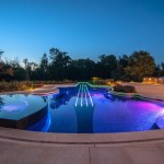 Luxury Outdoor Swimming Pools