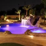 Luxury Spa Outdoor Pool