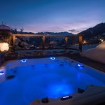 Luxus Outdoor Spa Whirlpool Jacuzzi Hot Tub