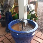 Make Your Own Backyard Water Fountain