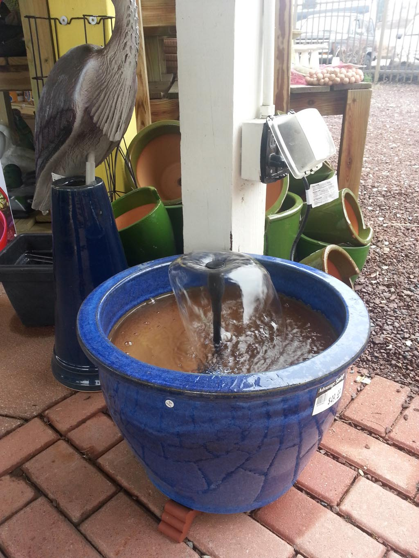Make Your Own Backyard Water Fountain