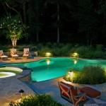 Outdoor Luxury Pool Designs