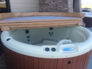 Outdoor Whirlpool Spa Jacuzzi Crown Nordic Hot Tub