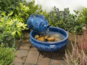 Small Backyard Water Fountains