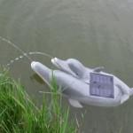 Solar Powered Water Pump Garden Fountain Pond Feature