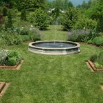 Water Fountain Landscape Design