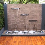 Water Fountains for Your Backyard