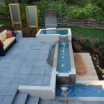 Water Fountains in Landscaping