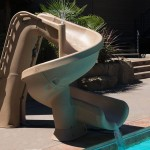 Water Slides for Backyard Pools