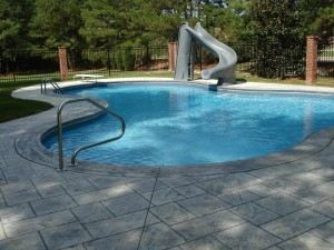 Water Slides for Home Pools